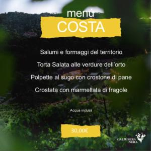 menu costa settembre